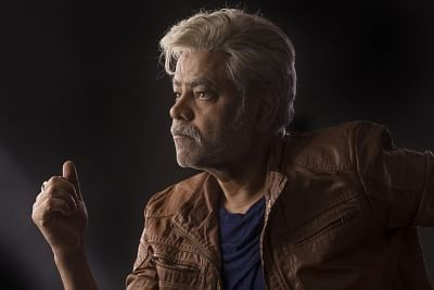 Actor Sanjay Mishra.