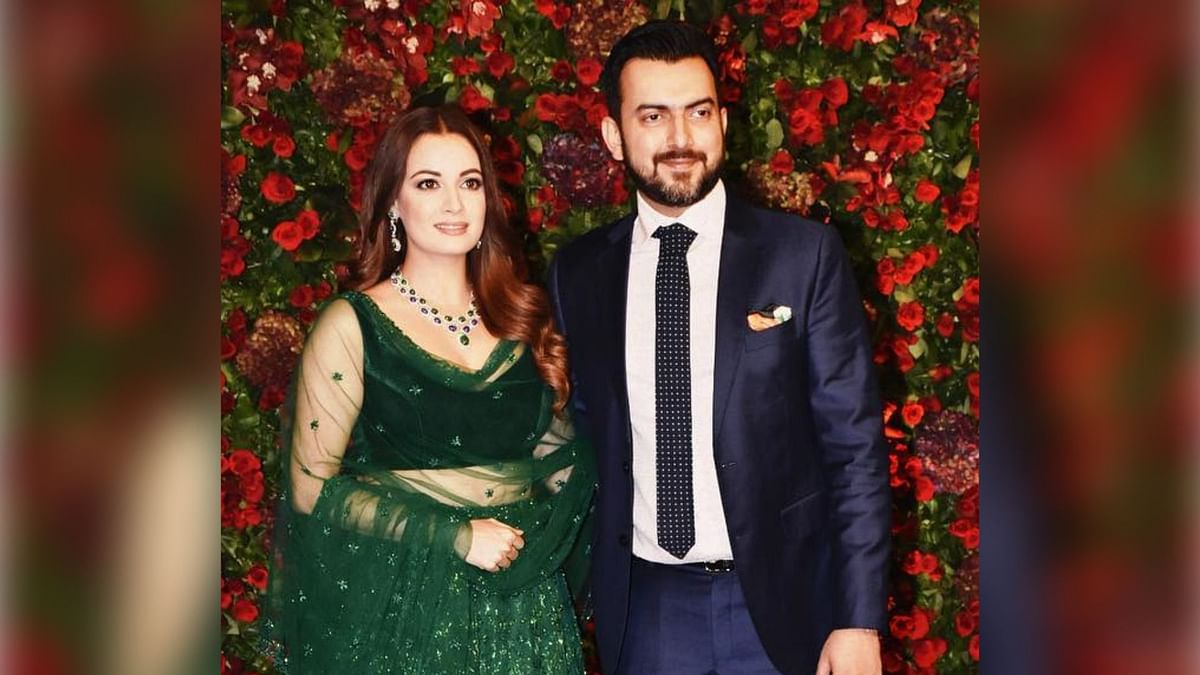 Work Helps Deal With Pain: Dia Mirza on Split With Ex Husband