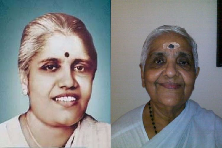 AV Kuttimallu Amma fought the British with her two-month-old daughter in her arms.