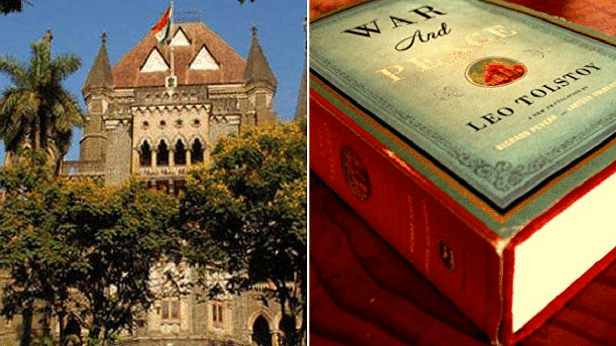 'Did Not Mean Tolstoy's War & Peace': Bombay HC Judge Clarifies