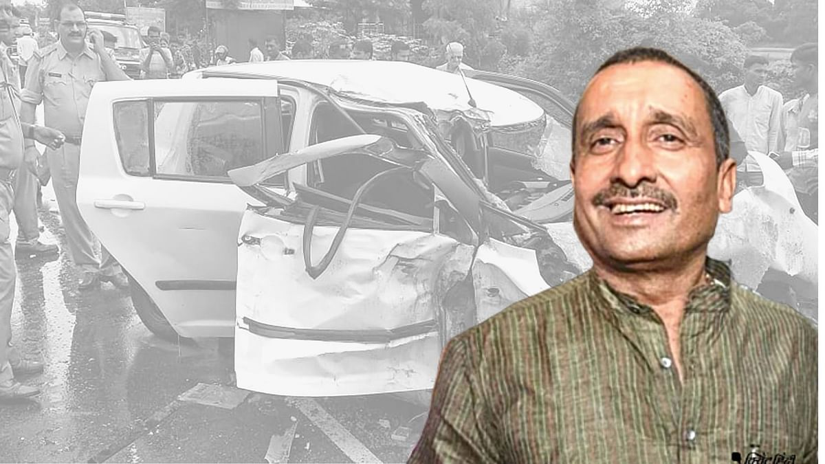 A speeding truck hit a car carrying the Unnao rape case survivor, critically injuring her and killing two of her relatives.