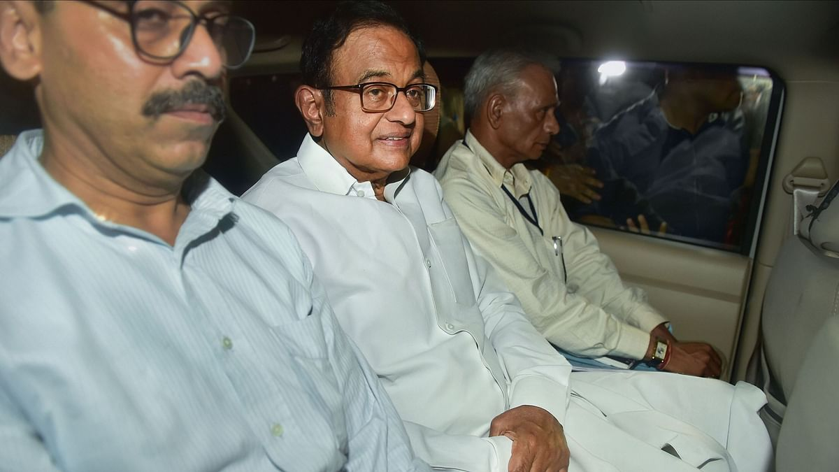 INX Case: SC Rejects CBI's Review Plea Against Chidambaram's Bail