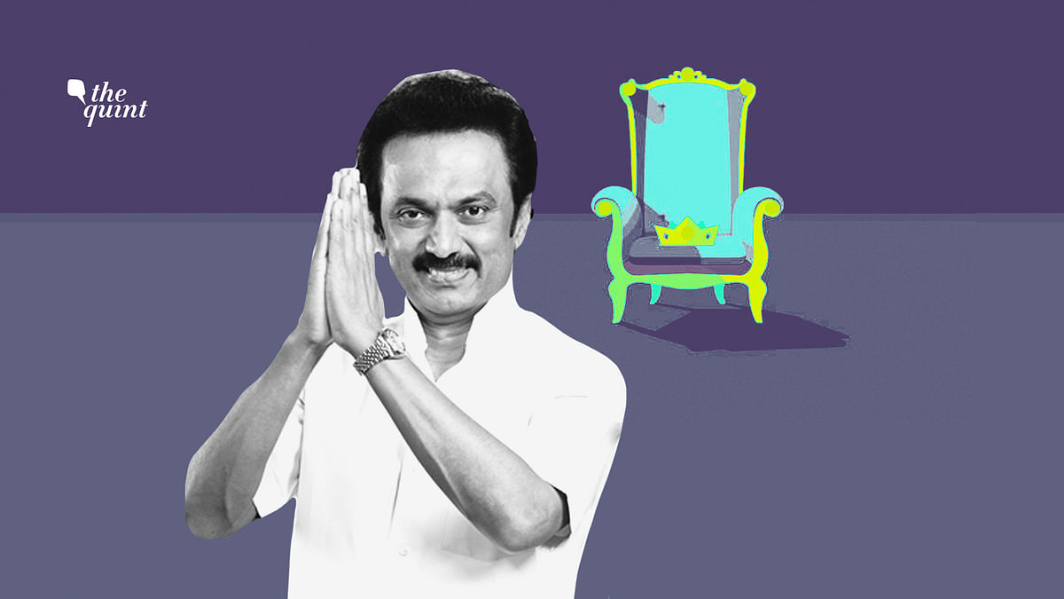 Image of MK Stalin used for representational purposes.