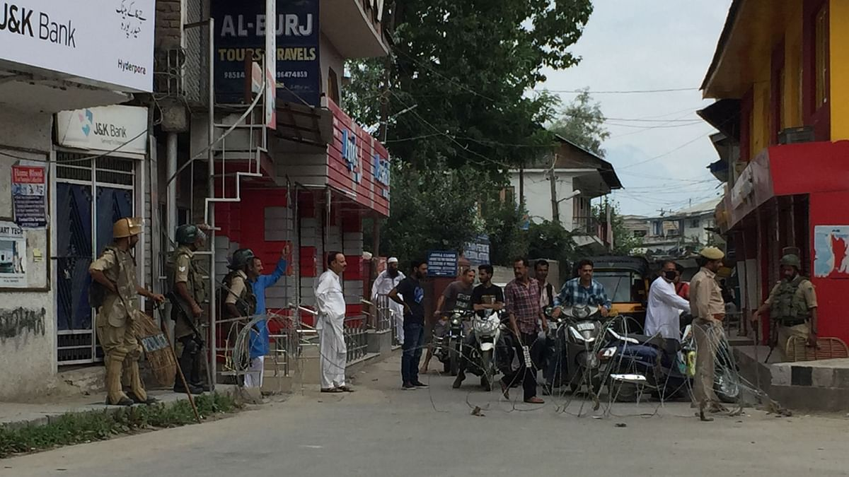 Here's How Kashmir Looks 4 Days After Revocation of Article 370
