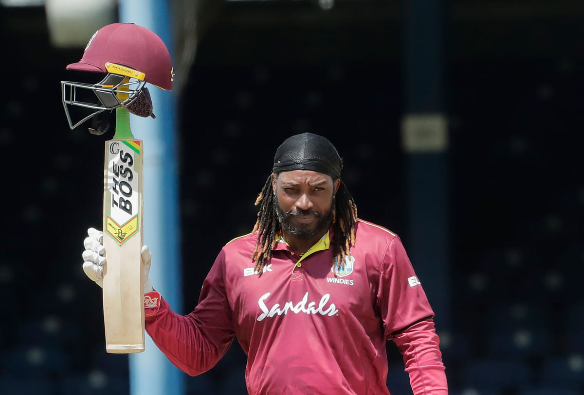 Chris Gayle Recalled to West Indies Side for Sri Lanka Series