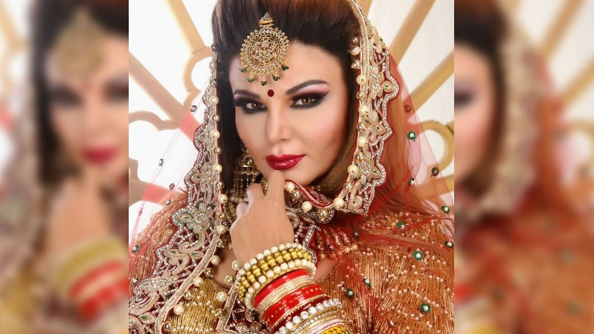 Confirmed! Rakhi Sawant Ties the Knot With NRI Fan From UK
