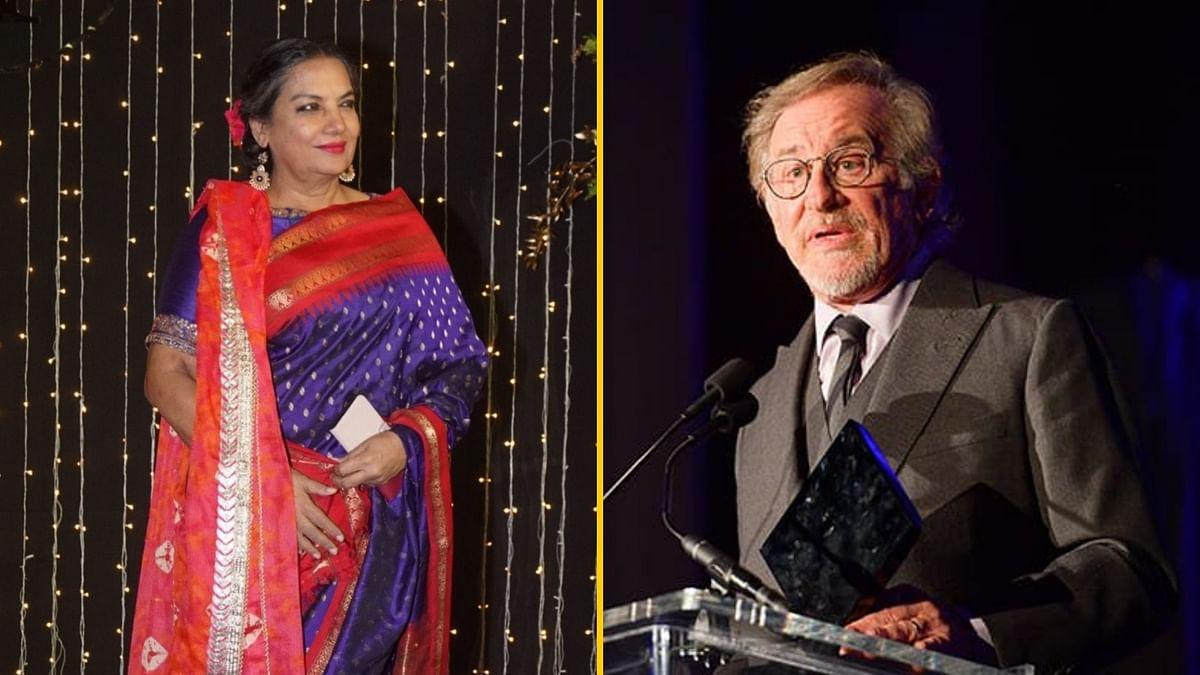Shabana Azmi to Star in Steven Spielberg's Web Series 'Halo'