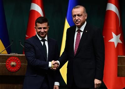 Zelensky, Erdogan to hold High-Level Strategic Council meeting