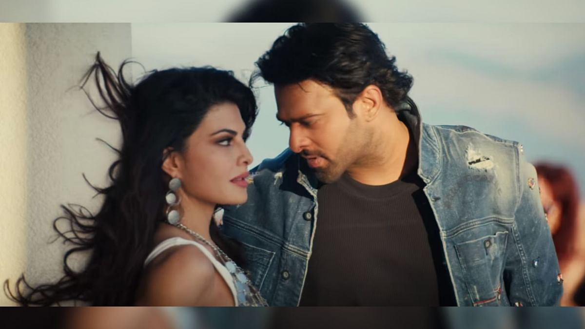 'Saaho' Song: Prabhas & Jacqueline's Fiery Chemistry in Bad Boy
