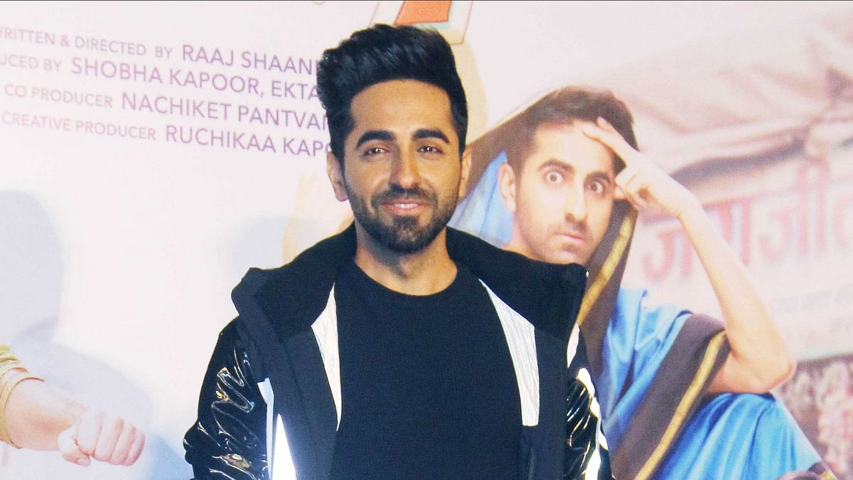 I Had 40 Missed Calls in 5 Mins: Ayushmann on National Award Win