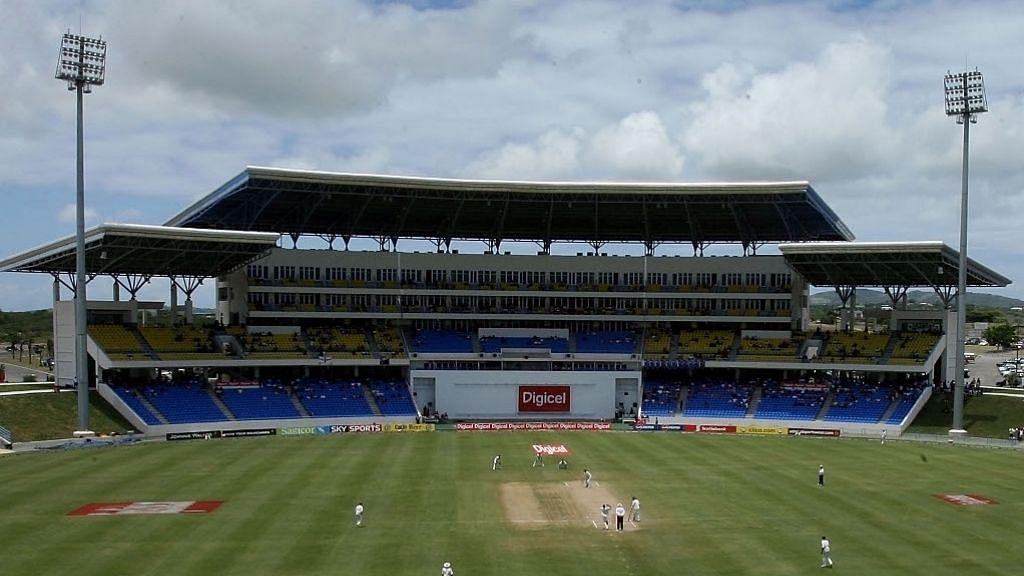 Sir Vivian Richards Stadium: Happy Memories For Both India & WI