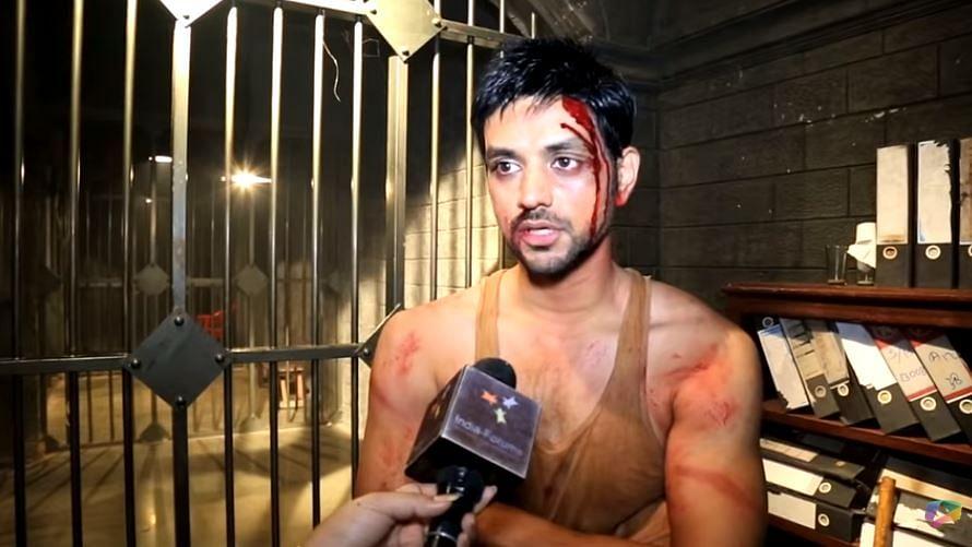 Screen grab of the protagonist of the Hindi TV serial 'Meri Aashiqui Tum Se Hi.'