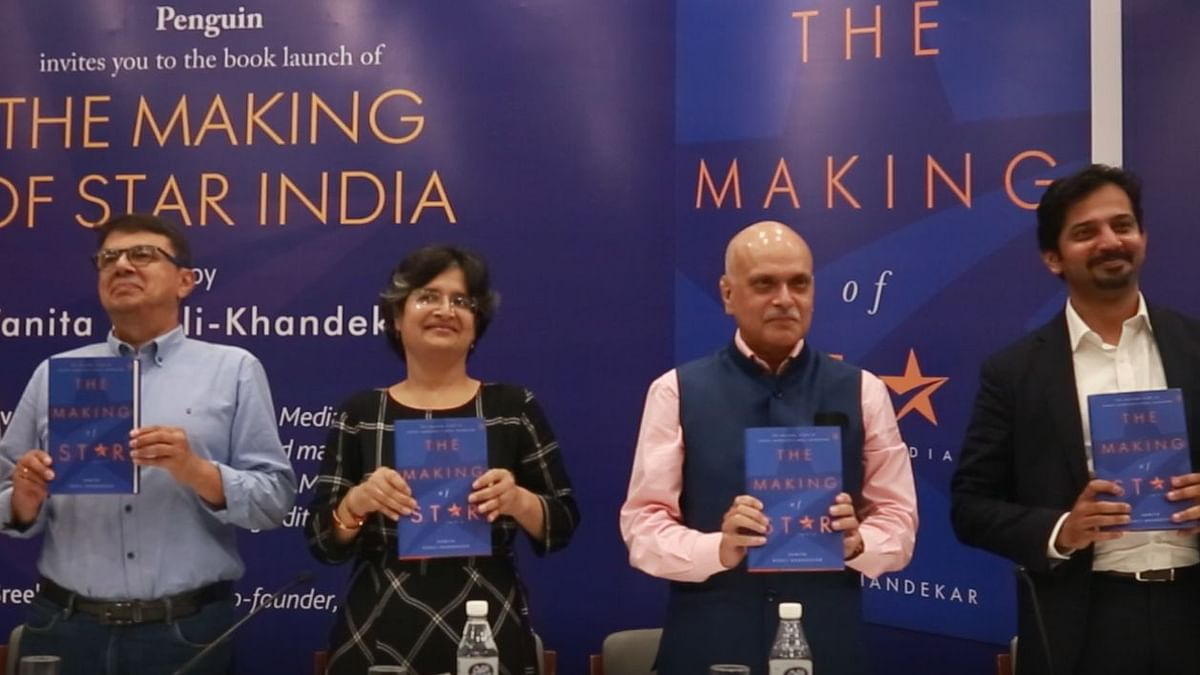 Book Launch: How Star India's Golden Touch Changed Indian Media