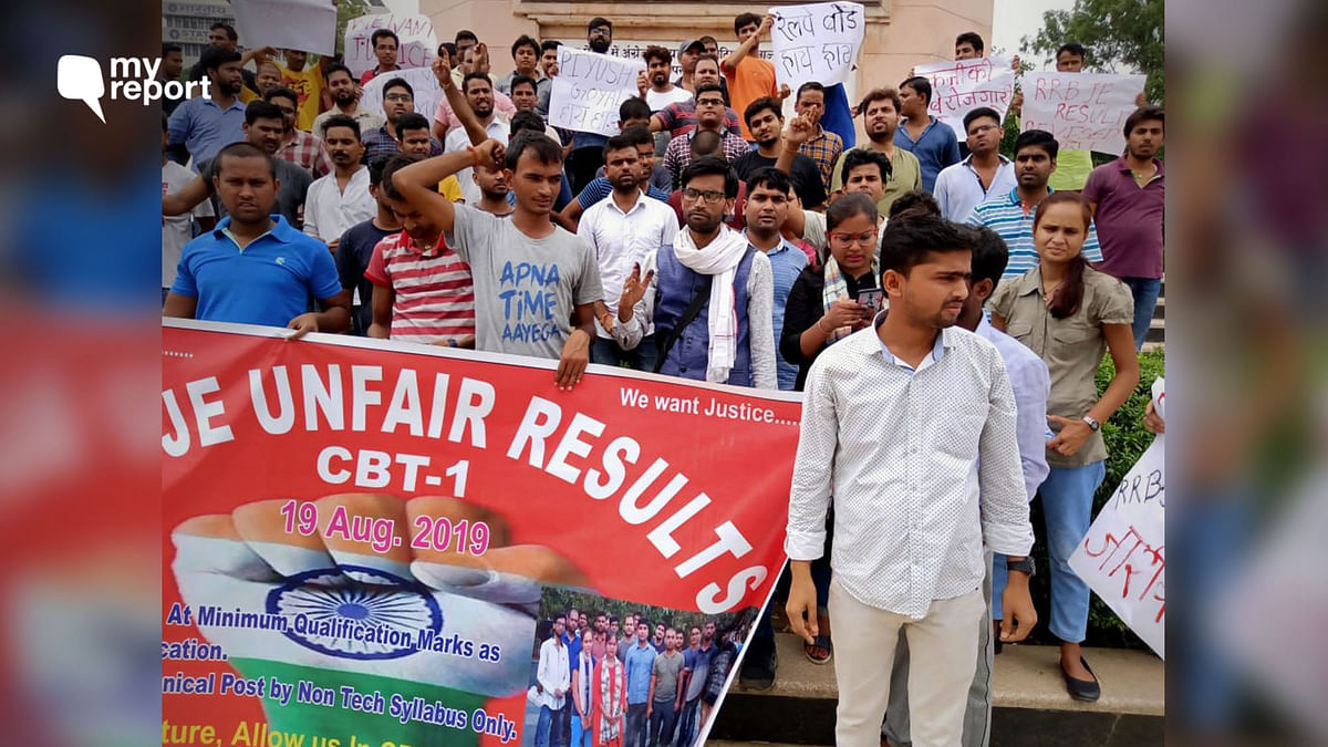 Railway Ministry, Your Clarification on CBT-1 Exam Is Lip Service