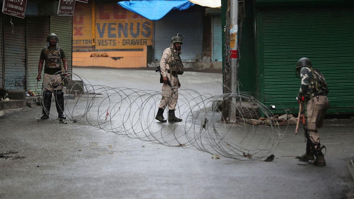 Shopkeeper Killed After Militants Open Fire in J&K's Parim Pora