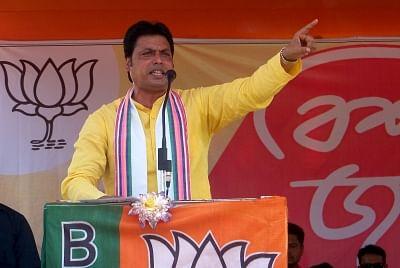 Tripura CM Says Jats, Punjabis Have 'Less Brains,' Clarifies Later