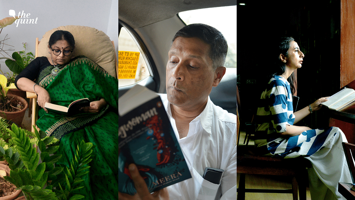 In Photos: Five Indian Writers Take Us Into Their Reading Spaces
