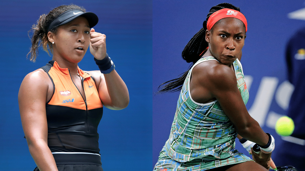 Coco Gauff will play against No. 1 seed and defending champion Naomi Osaka in the third round of the US Open.