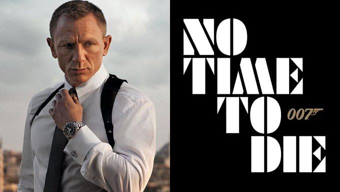Apple, Netflix Interested In Acquiring Bond Film 'No Time To Die'