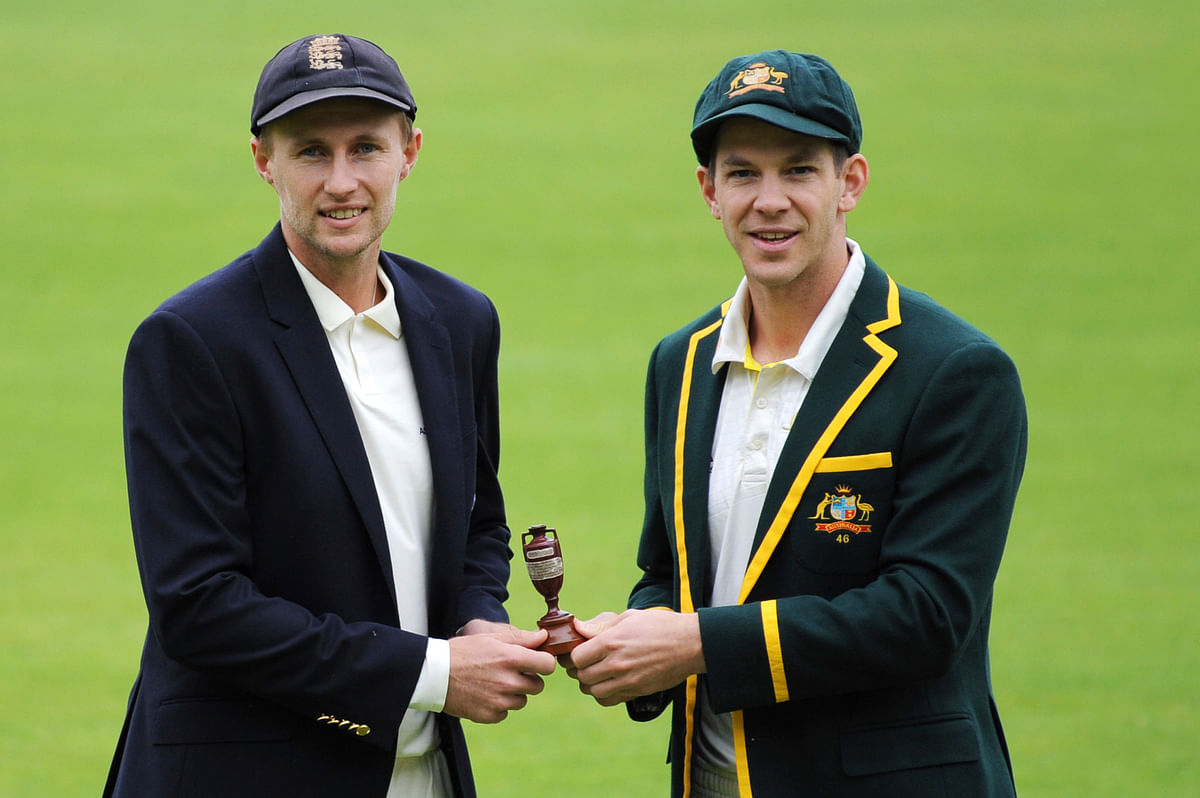 The Ashes urn that England and Australia fight for so fiercely, may be tiny and rather inconsequential in size, but carries the weight of a century and more.