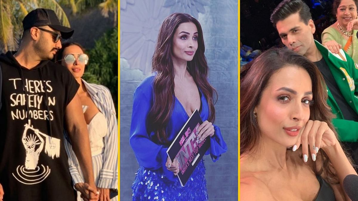 In Pics: On Malaika's Birthday, a Look at the Year That Went By
