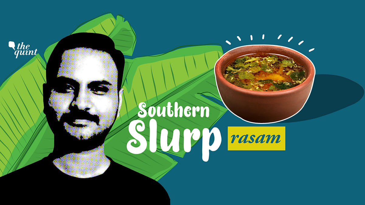 Memories, history and a whole lot of spice – it's all in a bowl of rasam.