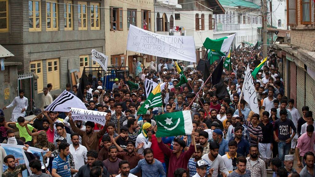 Union Home Ministry has admitted that an 'incident' took place in Srinagar's Soura area on 9 August