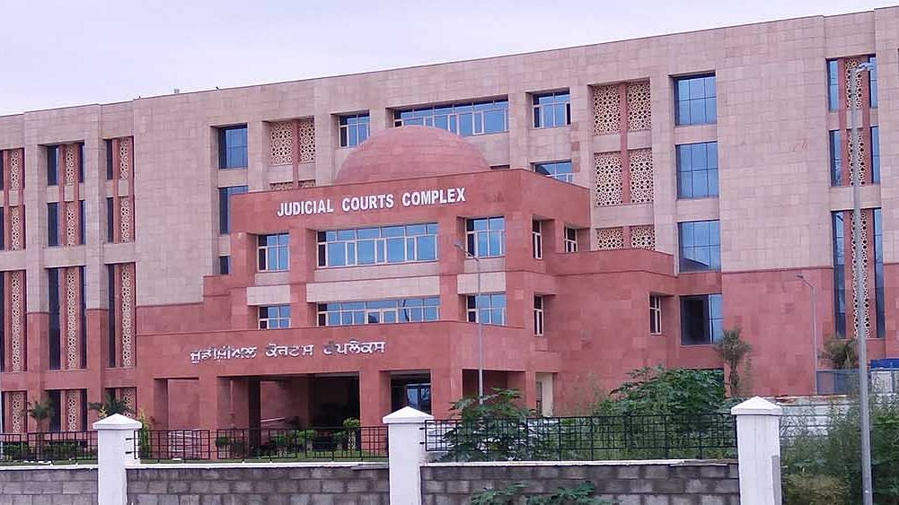 """Of all the states and union territories in India, only the district courts in Delhi and Chandigarh fulfill the infrastructure <a href=""""https://sci.gov.in/pdf/NCMS/Court%20Development%20Planning%20System.pdf"""">guidelines</a> set by the National Court Management Systems (NCMS) Committee in 2012.&nbsp;"""