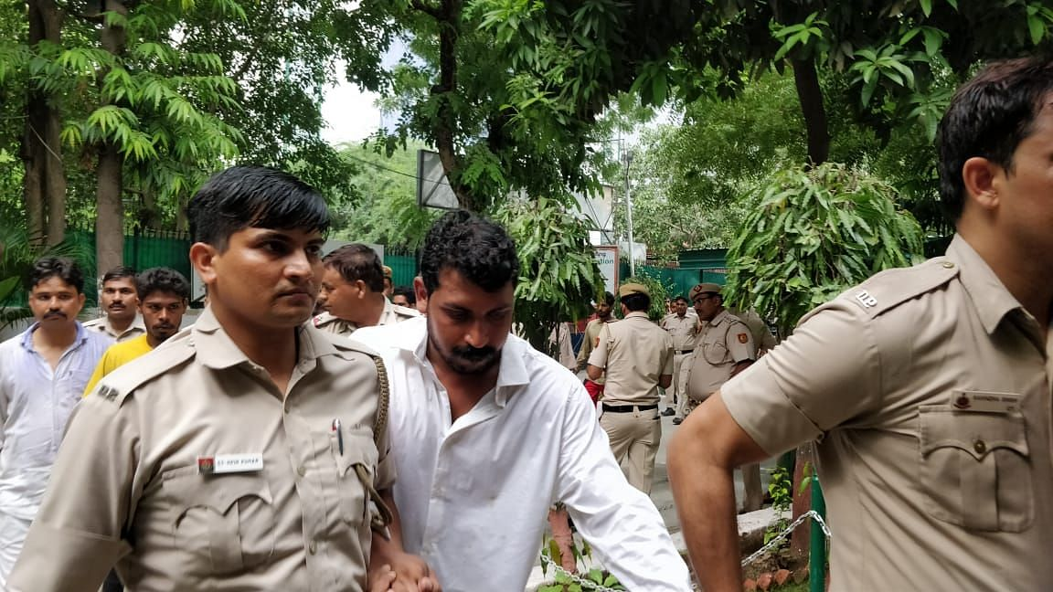 Ravidas Temple Protest: Azad & Others Get 14-Day Judicial Custody