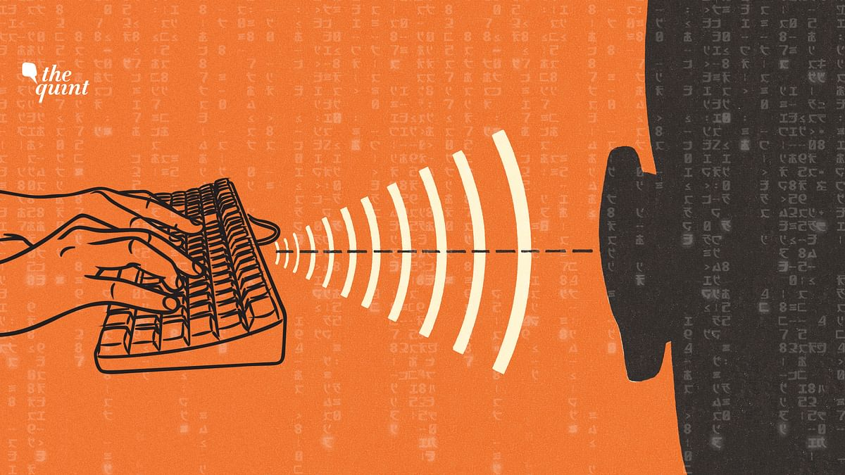 Hackers Can Detect What You're Typing By Listening To You Type
