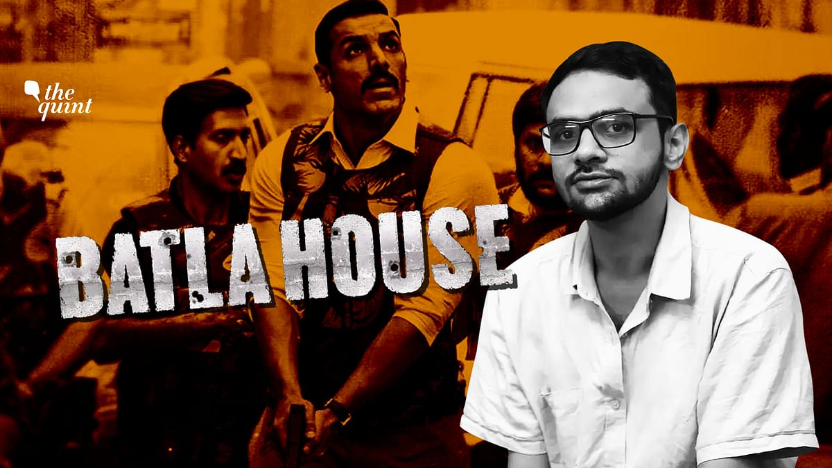 In 'Batla House', It is Cinematic Liberties vs  Facts: Umar Khalid