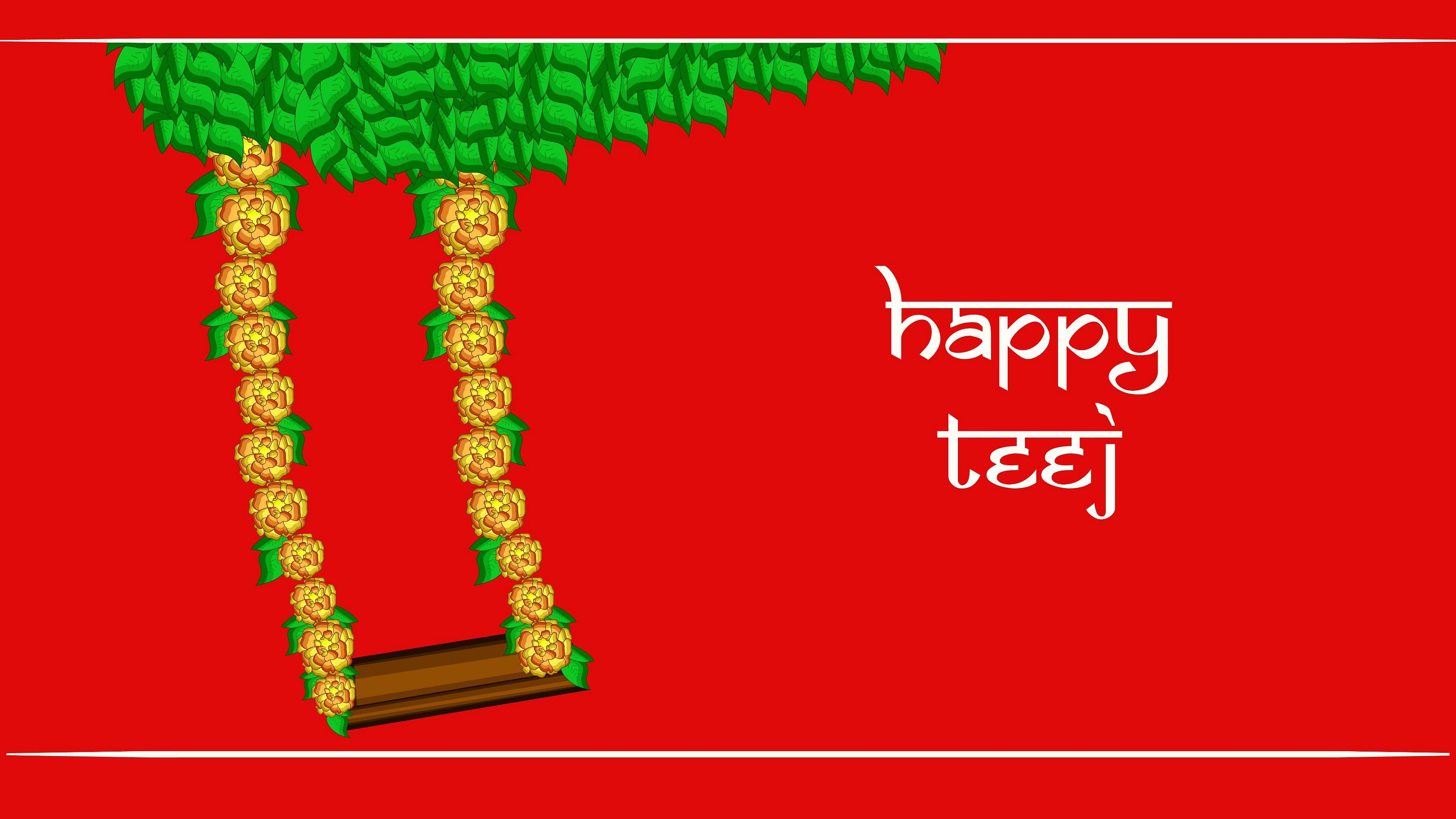 Happy Hariyali Teej 2020 Wishes, Images with Quotes in ...
