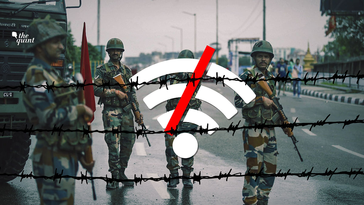 SC Seeks Centre, J&K's Reply on Resumption of 4G Internet Services