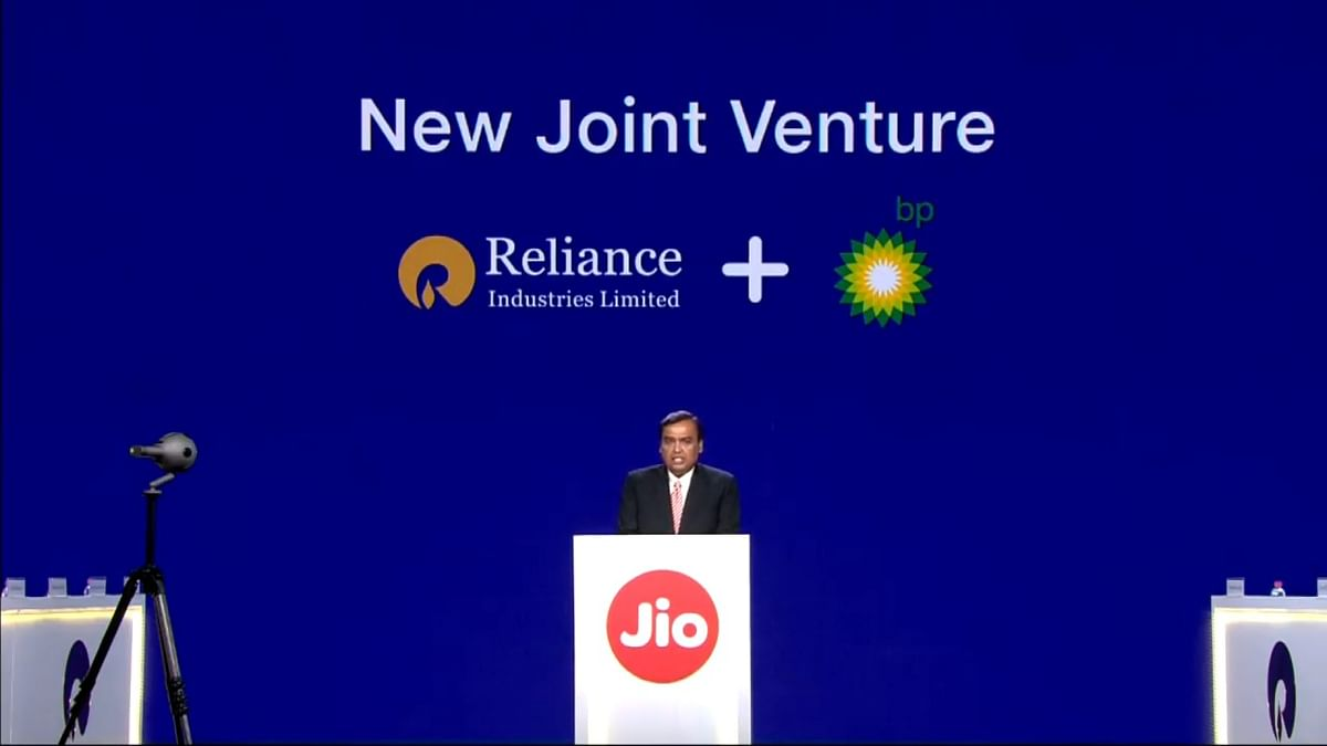 New joint venture for Reliance.