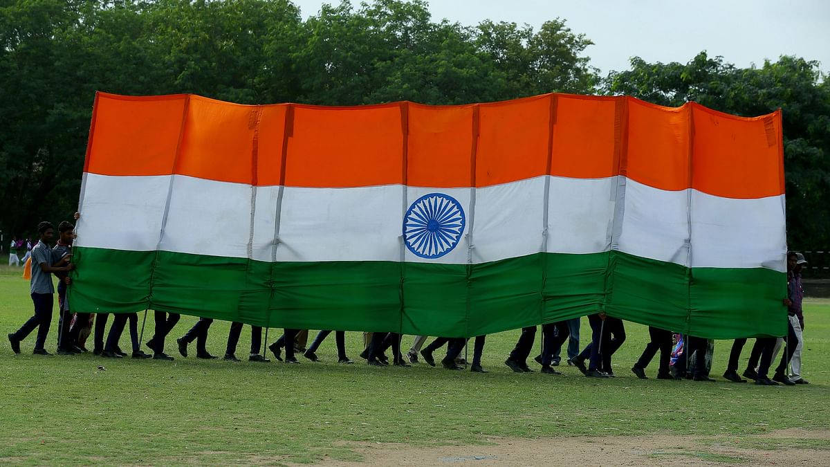 In Photos: How India Celebrated Independence Day