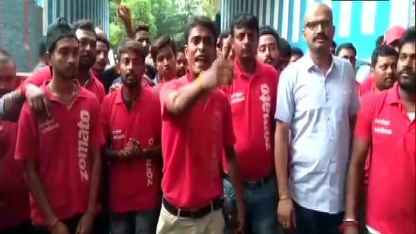 'Won't Deliver Beef or Pork': Zomato Staff Goes on Strike in WB