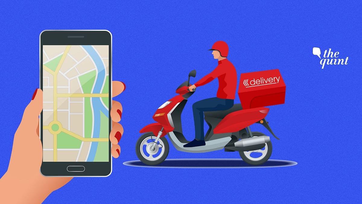 Zomato and Swiggy now taking orders for essential goods.