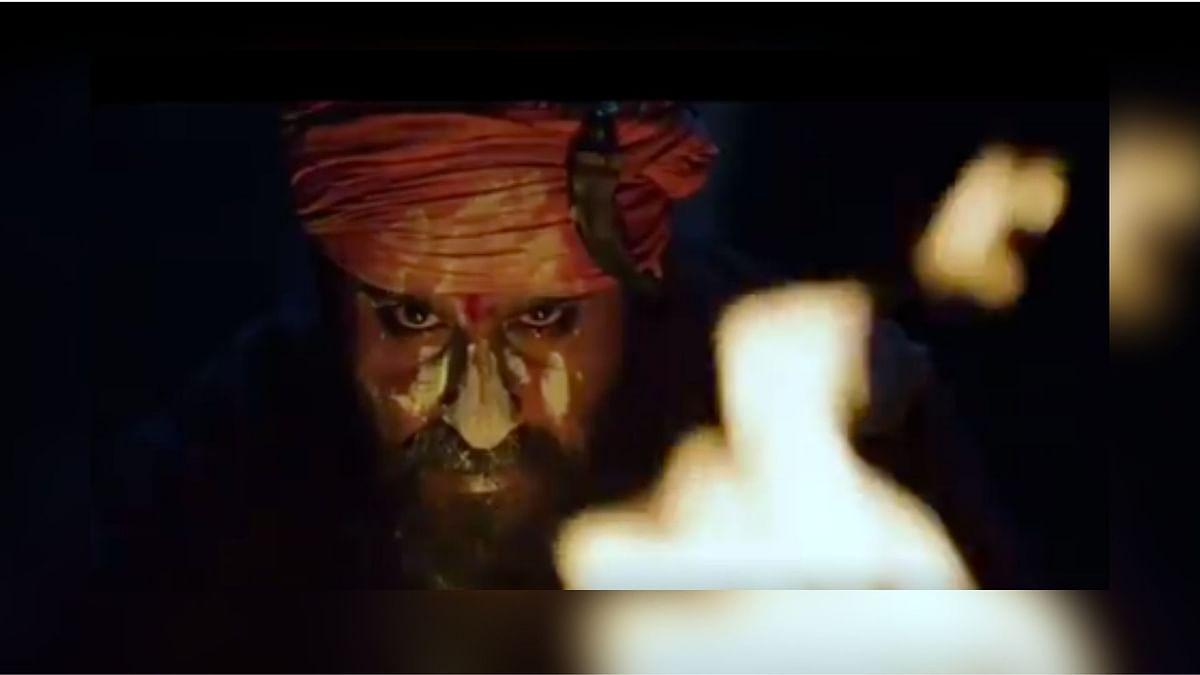 Saif Promises Intense Drama in Fiery 'Laal Kaptaan' Teaser