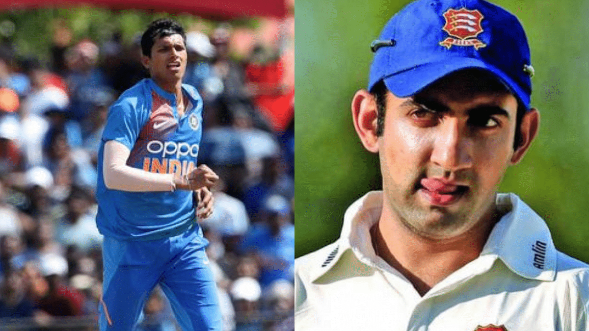 After Navdeep's Dream Debut, Gautam Gambhir Slams Bedi & Chauhan