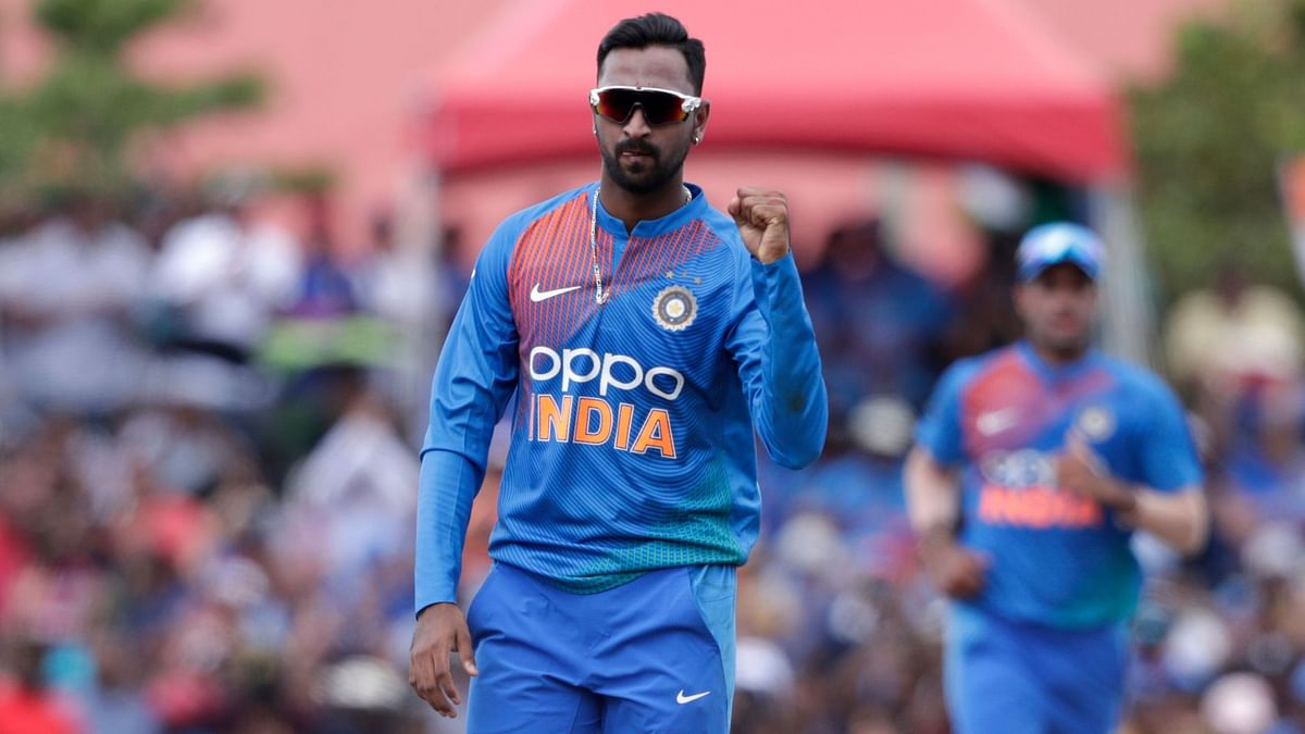 T20Is Conquered, Time to Break Into ODI Side: Krunal Pandya