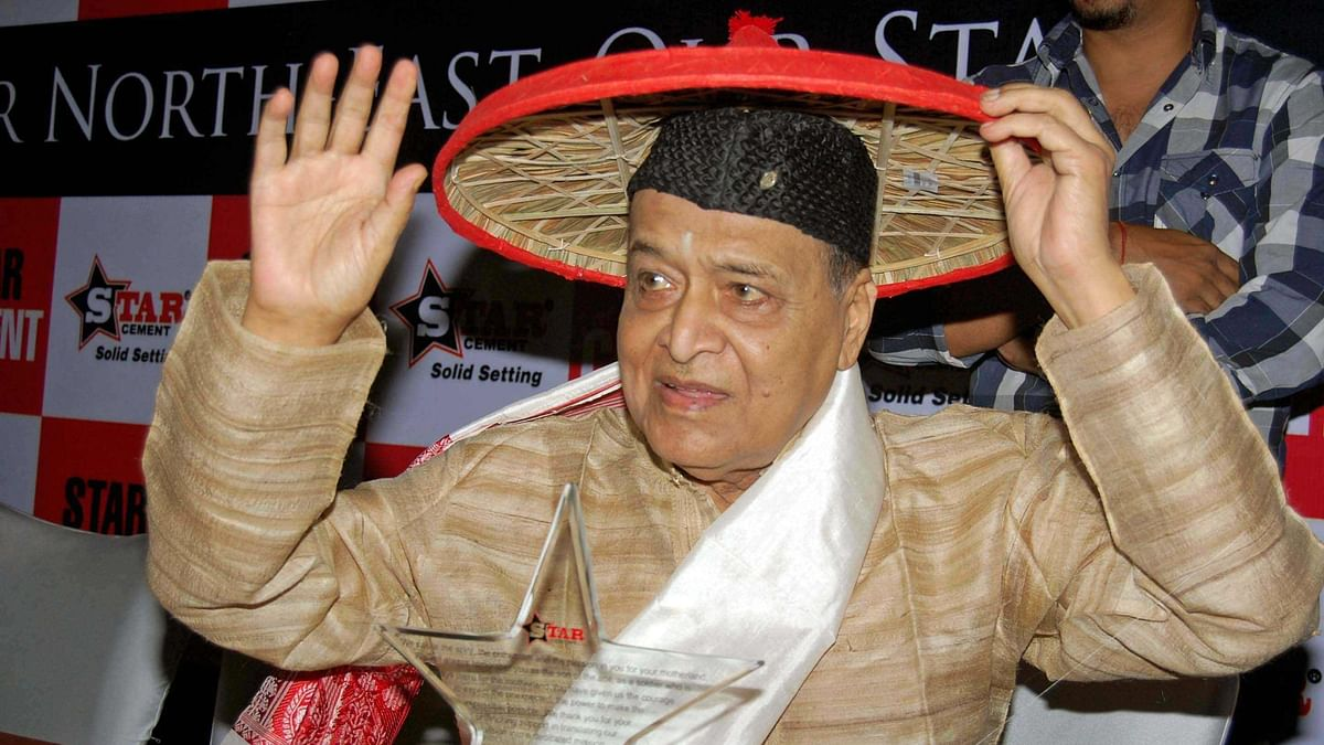 Singer Bhupen Hazarika Posthumously Awarded the Bharat Ratna