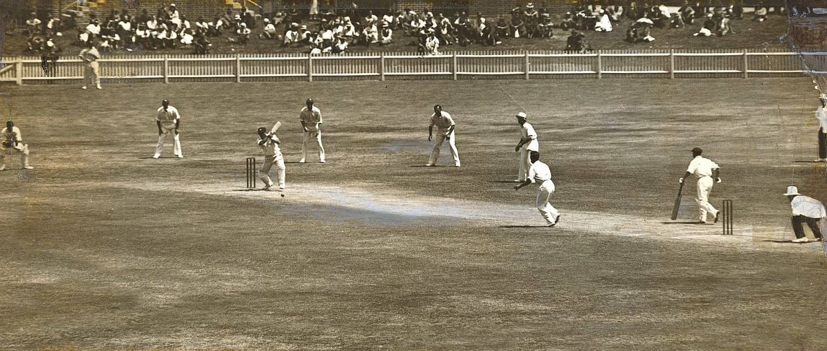 When the English steamship docked on Australian shores in the winter of 1932-33, the press was buzzing with news about the unstoppable Don Bradman.