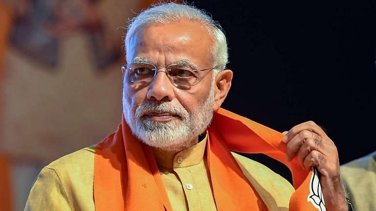 PM at All-Party Meet: Stay Vigilant Against COVID, Rise Above Politics