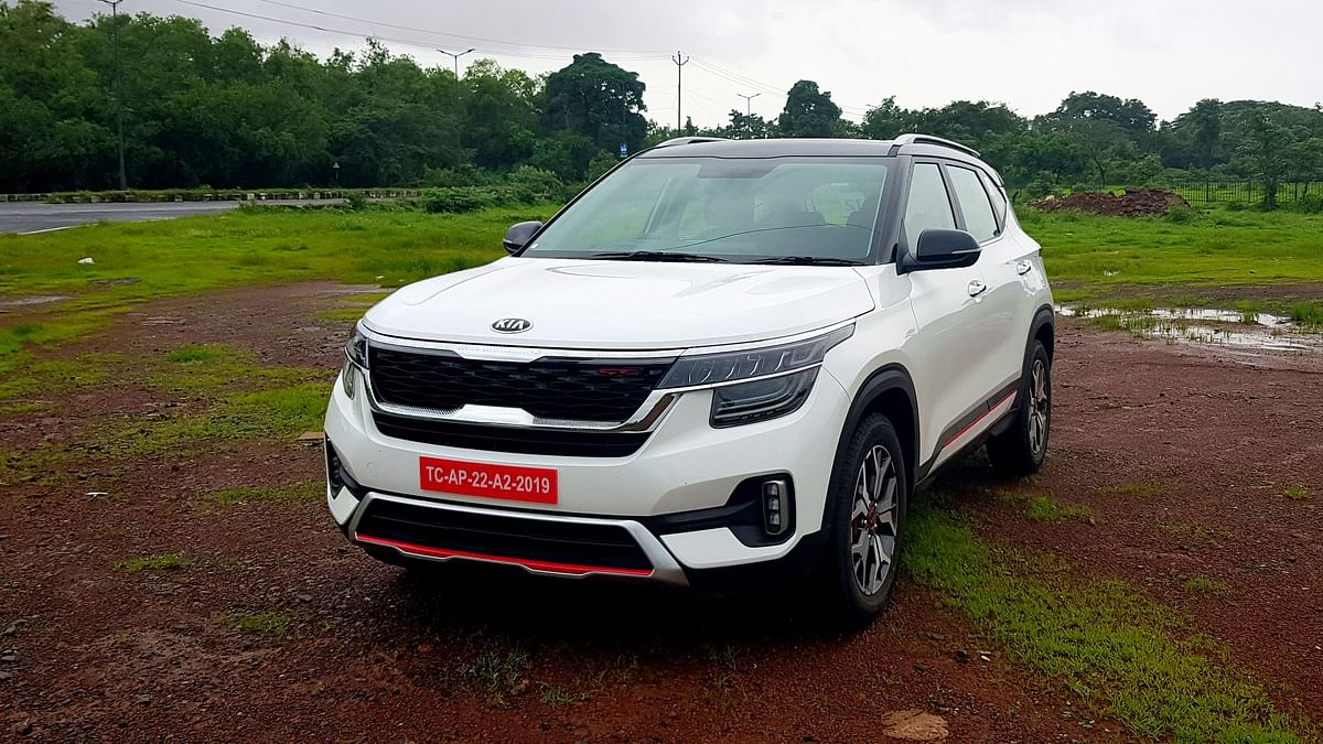 Kia Seltos Leads Mid-size SUV Segment Sales, MG Hector Revs Up