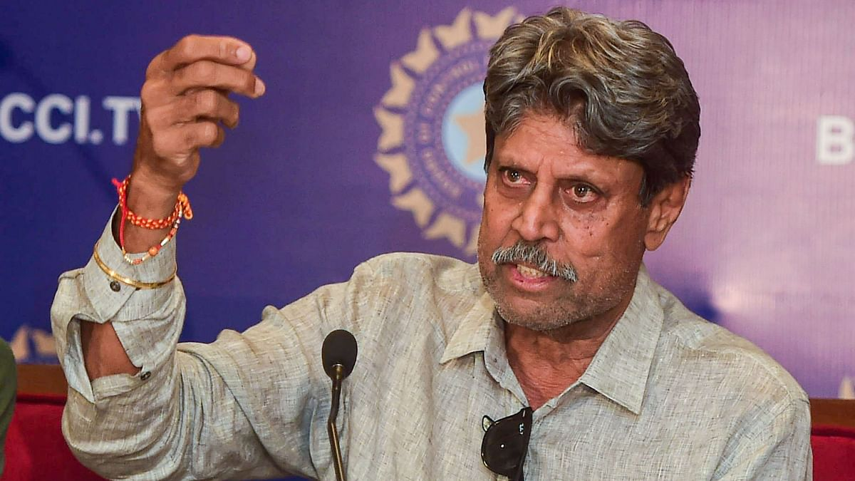 Disappointed to See Bowlers Get Tired After Four Overs: Kapil Dev