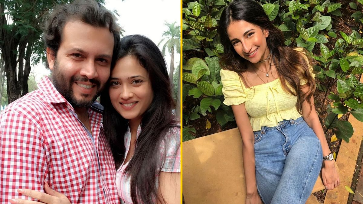 Shweta Tiwari's Daughter Opens up on Charges Against Step Father