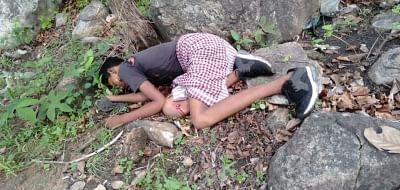 Maoist killed in Telangana encounter. (Photo: IANS)