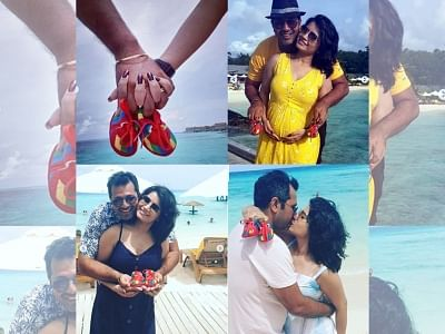 TV actress Priya Ahuja Rajda, who is happily married to Gujarati director Malav Rajda, is pregnant. Yes, the couple is expecting their first child and they are super-excited for the arrival of their little bundle of joy. On the occasion of Janmashtami yesterday (24th August), Priya Ahuja took to her social media account to announced the good news.