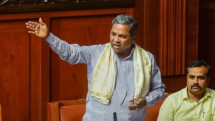 JD(S) Responsible for BJP's Growth in K'taka, Says Siddaramaiah