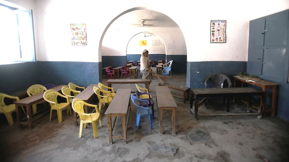 Empty Kashmiri Schools Clearly Show That Things Are Not 'Normal'